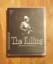 The Killing (1956) Like New Criterion Collection Blu-ray Stanley Kubrick