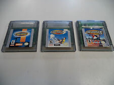 Tony Hawk's Pro Skater 1, 2 & 3 Nintendo Game Boy Color TESTED FAST SHIPPING