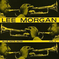 Lee Morgan Volume 3 CD NEW 2007 Blue Note Jazz Rudy Van Gelder Remaster Edition