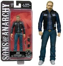 "Sons of Anarchy Jax Teller 6"" Action Figure Mezco Toyz First 9"