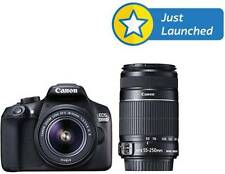 Canon EOS 1300D (EF S18-55 IS II & EF S55-250 IS II)+DUAL LENS KIT+WIFI