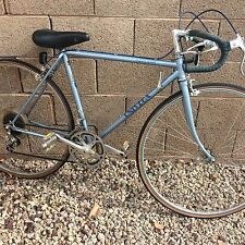 Univega Super Sport Road Bike Vintage Cromoly JAPAN Suntour lugged butted frame