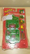 #6621 Hasbro Pokemon Forest Adventure Micro Playset w/#25 Pikachu & #43 Oddish