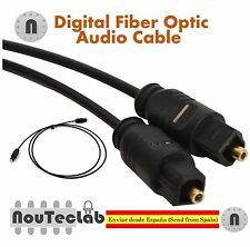 Digital Fiber Optic Audio Cable Cord Optical 1.5m SPDIF TosLink for DVD CD