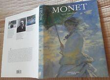 MONET par  SOPHIE FOURNY-DARGÈRE. ÉDITIONS DU CHÊNE. PROFILS DE L'ART 1992