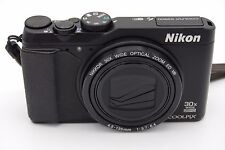 Nikon Coolpix S9900 16.0MP 3''SCREEN 30X ZOOM DIGITAL CAMERA