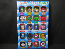 Japanese Eraser Collection Sushi Fujisan Ninja 20 pieces Free Shipping