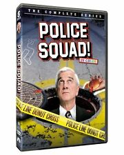 Police Squad Complete DVD Set Collection TV Show Series Season Lot Episode Film