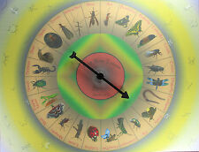 BUG WISE TOTEMS SPINNER Divination Fortune Telling Game Ladybug Magick Butterfly