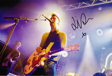 The Courteeners Liam Fray Hand Signed Photo St. Jude, Anna, Falcon 7.
