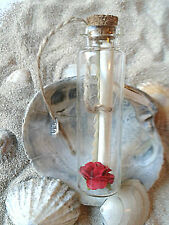 Unique Romantic Message In A Bottle Gift Keepsake Love