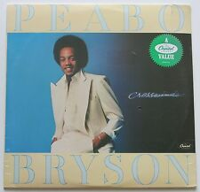 PEABO BRYSON CROSSWINDS ORIG US CAPITOL MODERN SOUL LP STILL SEALED!