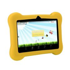 """iRULU 7"""" 8GB Google Play Android 4.4 Quad Core 3G Wifi Tablet PC for Kid's Gift"""