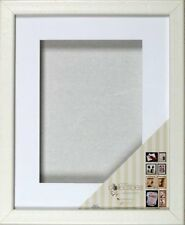 """Timeless Expressions Shadow Box Wall Frame, 8 x 10 1 1/2"""", White"""
