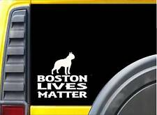 Dolphin Cow Lives Matter Sticker k131 6 inch beach fishing decal