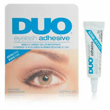 Duo Eyelash Adhesive Glue White Clear Tone UK Seller 9g - Worldwide Shipping
