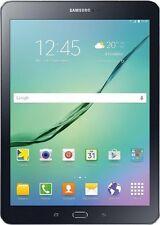 """SAMSUNG GALAXY TAB S2 T719 4G LTE BLACK OCTA-CORE 8"""" TABLET"""