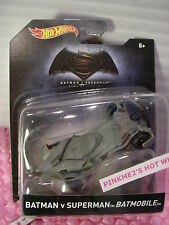 2016 BATMAN v SUPERMAN BATMOBILE✿✿1:50 Scale✿Hot Wheels DC Comics