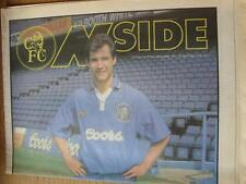 Apr-1995 Chelsea Official Newspaper: On Side No.132 - The Bright Side Of Life Is