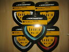 Jagwire Road Pro Complete Cable Kit Brake and Gear Cable sets Various Colours