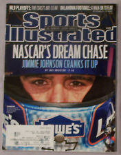 Jimmie Johnson 2011 Sports Illustrated