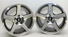 2 COBRA 03 04 Style Wheels Rear 17 x 10.5 Rims Fits Ford® Mustang® 94-04 2003