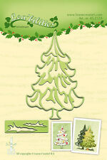 Lea'bilities Cutting & Embossing Die - Christmas Tree - 45.2328 - New Out