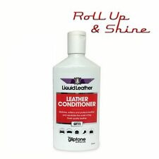Gliptone GT11 Leather Conditioner 250ml & Qty 2 Buffing Cloths, Applicators
