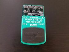 Behringer Ultra Shifter/Harmonist US600 Harmony Guitar Effect Pedal