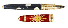 NEW David Oscarson RED Celestial Collection Fountain Pen
