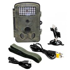 RD1000 1080P HD 12MP Hunting Scouting Trail Camera Game Wildlife IR LED Night