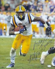 Alfred Blue LSU Signed Autographed 16x20 Photo JSA Authenticated
