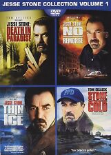 Jesse Stone 4 Movie Collection NEW!!!FREE FIRST CLASS SHIPPING !!