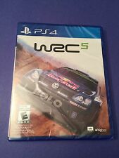 WRC 5 for PS4 NEW