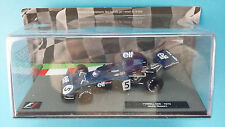 F1 Tyrrell 006 - 1973 (Jackie Stewart)   New & box 1:43 diecast model