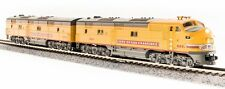 Union Pacific EMD E7A&B Broadway Limited #3222 A-Unit Pwr with Sound N-Scale