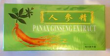 1x Red Panax Ginseng Extract Oral Liquid 10 Vials Enhance Energy Feng Buy4Get5