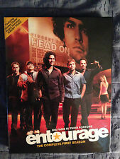 Entourage: The Complete First Season (DVD, 2005, 2-Disc Set)  FREE SHIPPING