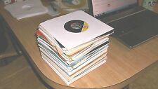 Lot 75 45 RPM Rock Pop Disco R&B Juke Box Records Mostly From 1980's VG-VG+ 7""