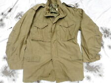 ORIGINAL VINTAGE US army usa M65 M 65 field COAT jacket 1972 VIETNAM OG 107 S M