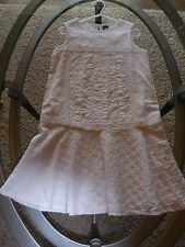 NWT *baby Gap* sz 5 white eyelet drop waist girls dress beach portrait $49.95