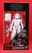 "First Order Snowtrooper Star Wars the Black Series 6"" Action Figure Hasbro Toys"