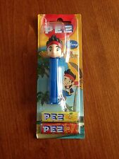 Disney's Jake & the Neverland Pirates Pez Dispenser & Sweets - NEW & Sealed