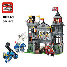 Enlighten Medieval Knights Eagle Castle Figures Enlighten Building Blocks Toy