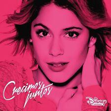 Est/Violetta: crecimos Juntos (stagione 3,vol.2) CD NUOVO