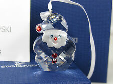 SWAROVSKI SANTA CLAUS ORNAMENT MIB #5103223