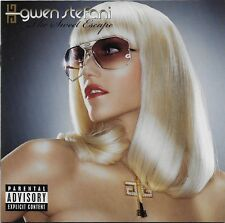 The Sweet Escape [PA] by Gwen Stefani CD 2006 Interscope USA