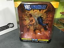 DC Universe Classics justice in the jungle animal man B'wana beast