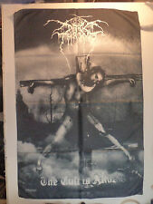 DARKTHRONE rare POSTER FLAG metal black mayhem marduk bathory 1burzum lp t shirt