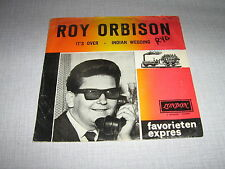 ROY ORBISON 45 TOURS HOLLANDE IT'S OVER